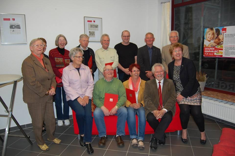 """Themenabend """"25 Jahre SPD in Schönebeck"""""""