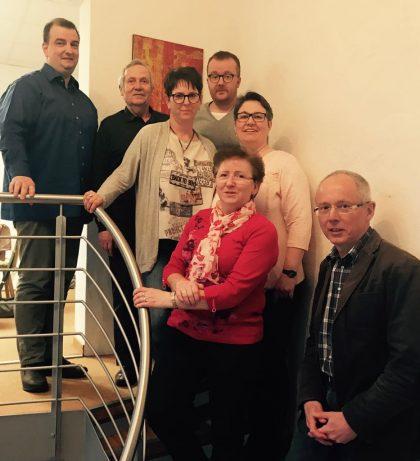 Vorstand der SPD Schönebeck (Elbe)